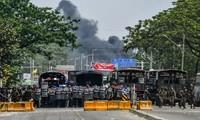 联合国安理会召开紧急会议讨论缅甸局势