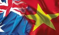 越南和澳大利亚面向成功与繁荣的双边合作关系