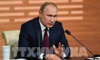 普京签署法律,允许俄联邦现任总统再连任两届