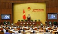 国会各机构的新成员无愧于国会代表和选民的信任