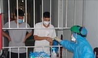 4月7日上午越南无新增新冠肺炎确诊病例