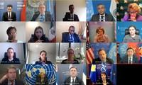 联合国安理会讨论科索沃问题