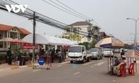 老挝总理发布紧急命令 万象市对外交通暂时封闭
