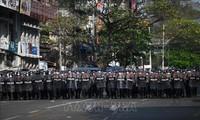 联合国呼吁缅甸军政府领导人尽快恢复局势稳定