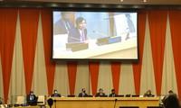 越南良好完成联合国安理会4月份轮值主席重任