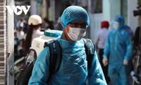 5月6日上午,越南新增8例本土新冠肺炎确诊病例