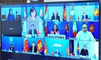 为推动中国-东盟合作在所有领域发展注入助推力