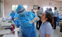 5月26日上午越南新增80例本土病例