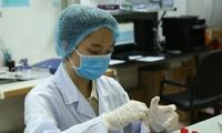 越南9月可以进行由越南军医学院研发的新冠肺炎疫苗接种