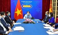 越南与加拿大加强多领域合作  应对新冠肺炎疫情
