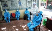 越南16日上午新增176例新冠肺炎确诊病例