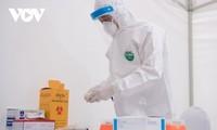 6月18日下午越南新增62例确诊病例