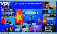 越南加强融入国际经济  为地区和平、繁荣与可持续发展做出贡献