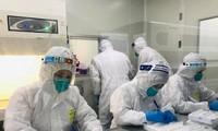 7月29日上午越南新增本土新冠肺炎确诊病例2821例