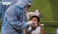 7月30日晚越南新增3657例确诊病例
