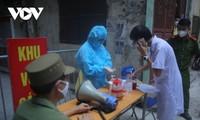 8月5日上午越南新增新冠肺炎确诊病例3943例
