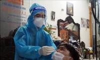 9月24日越南新增8537例新冠肺炎确诊病例