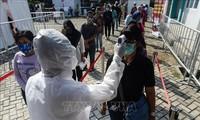 10月10日全球新冠肺炎疫情更新