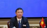 促进越南胡志明市与中国上海市的合作
