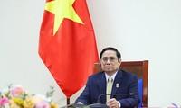越南和英国同意尽早实现疫苗护照互认