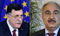 Libye: rencontre Sarraj-Haftar mardi à Paris