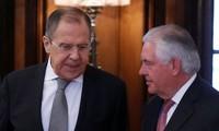 Lavrov et Tillerson évoqueront les relations russo-américaines à Manille
