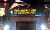 Ho Chi Minh-ville inaugure la rue piétonne Bui Vien
