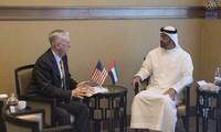 EAU – USA : Collaboration sur le renforcement de la sécurité régionale