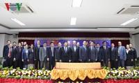 """Publication des oeuvres complètes de """"Ho Chi Minh"""" traduites en laotien"""