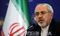 Nucléaire: l'iranien Zarif appelle l'Europe à « prendre le leadership »