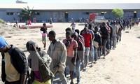 L'Union européenne, l'ONU et l'Union africaine veulent évacuer les migrants de Libye