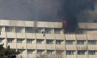 Afghanistan: attaque meurtrière contre l'hôtel Intercontinental de Kaboul
