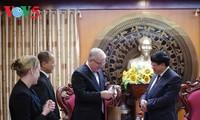 Radio : renforcer la coopération entre le Vietnam et l'Australie