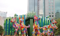 Têt : Ho Chi Minh-ville inaugure son chemin floral