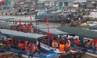 Can Tho : les sites touristiques bondés à l'occasion du Têt traditionnel