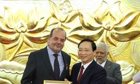 L'ambassadeur chilien mis à l'honneur