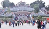 Ouverture de la fête du temple de Cua Ông