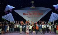 Remise des prix du 1er concours de danse comique du Vietnam
