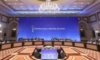 Crise syrienne: Les réunions d'Astana 9 débuteront le 14 mai