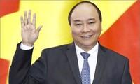 Le Premier ministre Nguyên Xuân Phuc est arrivé au Canada