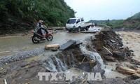 Crues: Le Front de la patrie du Vietnam au chevet des populations sinistrées