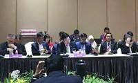 La 9e Conférence des ministres des Affaires étrangères Mékong-Gange
