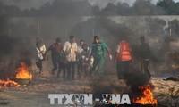 Gaza : deux Palestiniens tués par des tirs israéliens,
