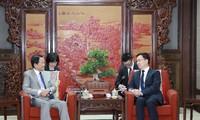 La Chine et le Japon jouissent de larges perspectives de coopération économique et commerciale