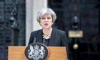 Au Kenya, Theresa May insiste sur l'importance d'un «partenariat renouvelé» post-Brexit