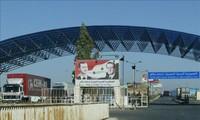 La Syrie et la Jordanie discutent de la réouverture d'un poste-frontière