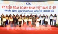 Célébration de la Journée des entrepreneurs vietnamiens à Haiphong