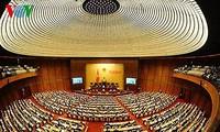6e session parlementaire : 9 projets de loi et de résolution seront adoptés
