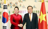 Entretien Nguyên Thi Kim Ngân - Moon Hee-sang