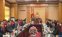 Le vice-président de l'AN Do Ba Ty en déplacement à Hà Giang